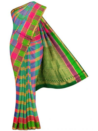 MHA1113796-Vipanji Traditional Silk Saree