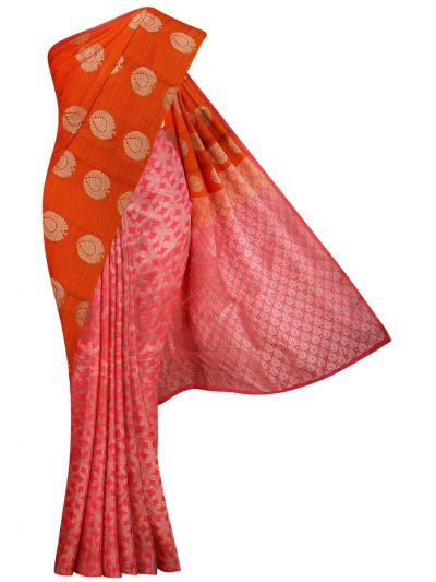 MID5570259-Vipanji Traditional Half and Half Design Silk Saree