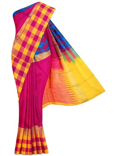 MHD2305884 - Uppada Traditional Silk Saree