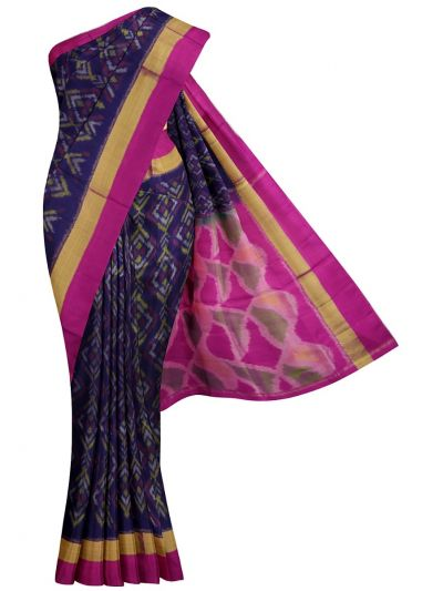 MIA2848469-Pochampally Design Soft Silk Saree