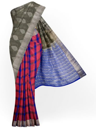 MID5570275-Vipanji Traditional Half and Half Design Silk Saree