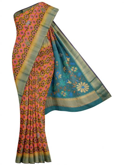 MFB4325674 - Raw Silk weaving Saree