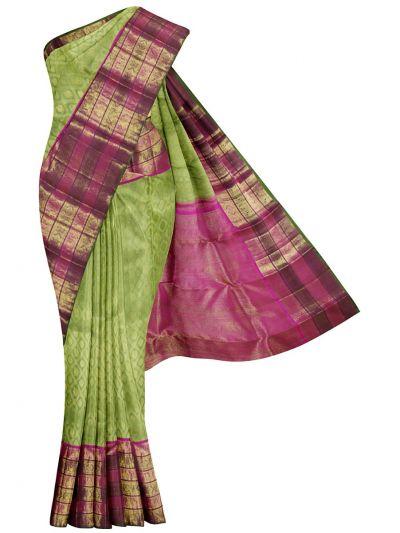 LGB9841534 -  Traditional Silk Saree