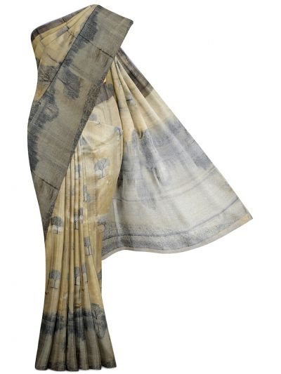 Vivaha Goddess Handloom Pure Kanchipuram Silk Saree - LGC0478568