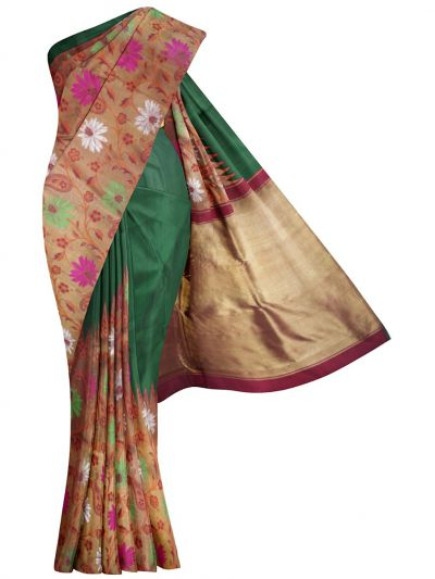 LGC0480952 - Vivaha Exclusive Wedding Pure Silk Saree