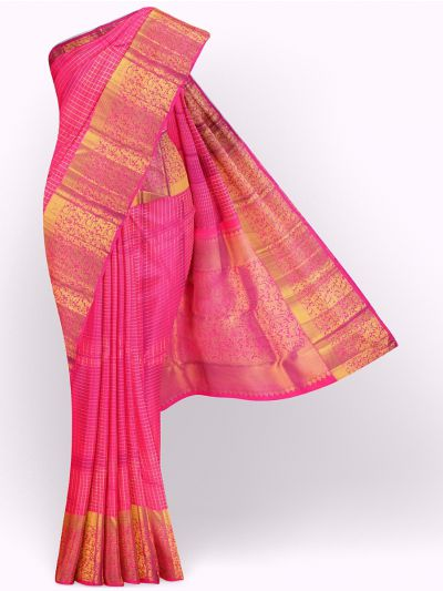 LGC0576903 - Vivaha Goddess Pure Kanchipuram Silk Saree