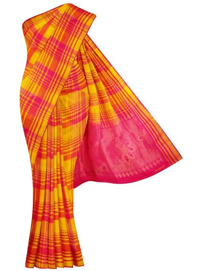 LHC3686400 - Kanmanie Soft Silk Saree