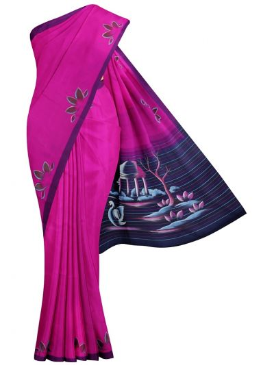 LIC5449043 - Kanmanie Soft Silk Saree