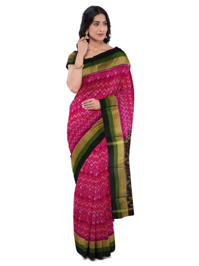 Chamelli Fancy Silk Cotton Saree-LLB6040893