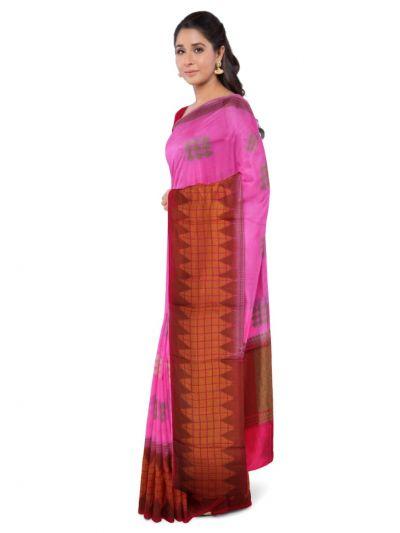MAB1415038 - Sahithyam Tussar Silk Saree