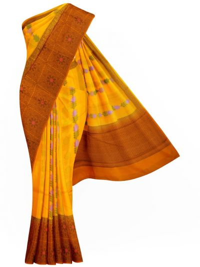 MAB1415074 - Pure Tussar Silk Saree