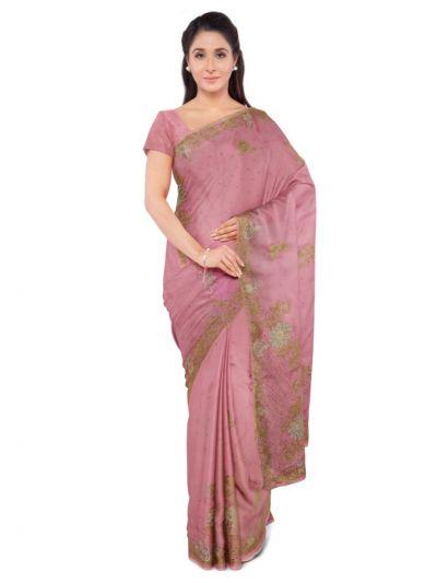 Kyathi Exclusive Designer Work Saree - MAC1969842