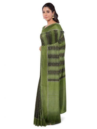 Chamelli Fancy Silk Cotton Saree-MAC2257366