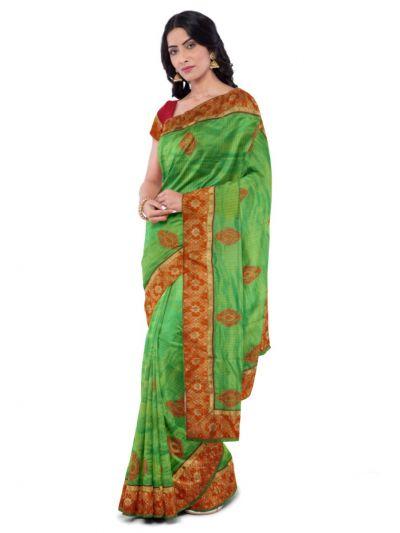 Kathana Fancy Raw Silk Saree - MAC2298348
