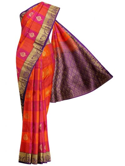 Bairavi Traditional Uppada Silk Saree-MAD2929646