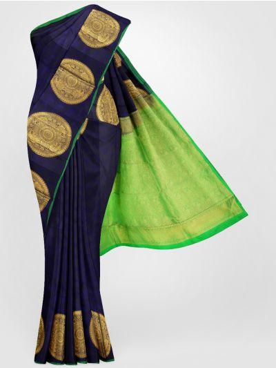 Bairavi Traditional Uppada Silk Saree - MAE4137517