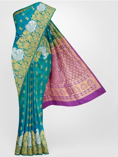 Bairavi Traditional Uppada Silk Saree - MAE4318331