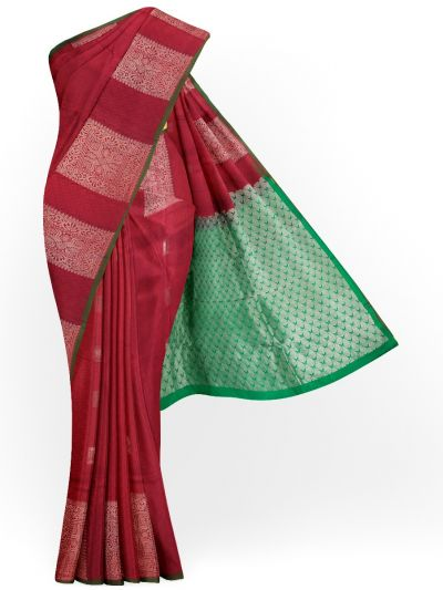 Bairavi Traditional Silk Saree - MAE4382689
