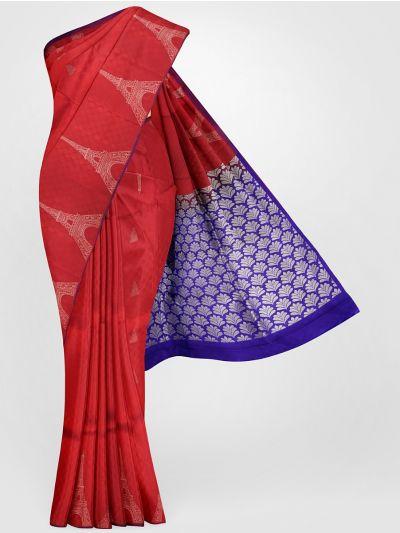 Bairavi Traditional Silk Saree - MAE4382692