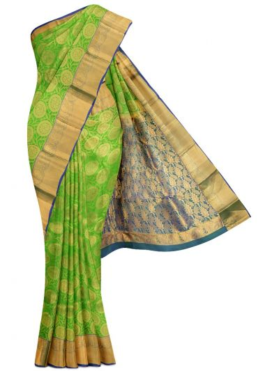 MBA4724077 - Vipanji Traditional Silk Saree