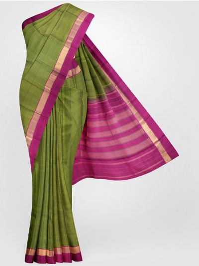 Bairavi Traditional Silk Saree - MBA4765640