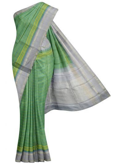 MBA5298946-Vivaha Wedding Pure Silk Saree