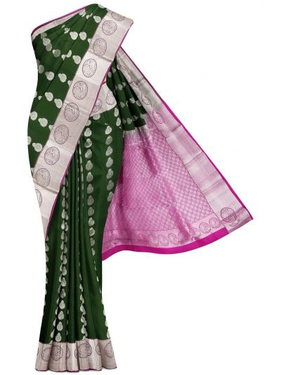 Bairavi Traditional Silk Saree - MBA5353716
