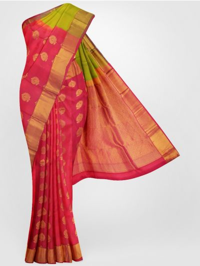 Bairavi Traditional Silk Saree - MBB5601776