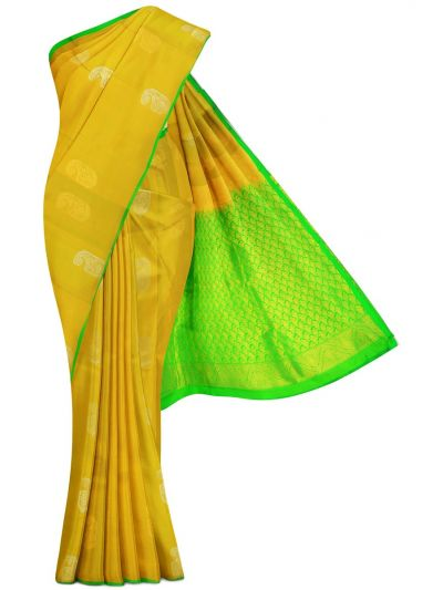 Bairavi Traditional Uppada Silk Saree - MBB5756790