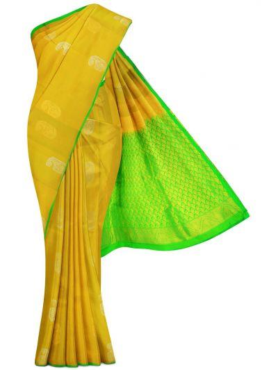 Bairavi Traditional Uppada Silk Saree - MBB5756790