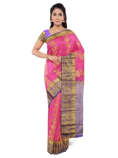 Bairavi Traditional Gift Art Silk Saree - MBC6466607