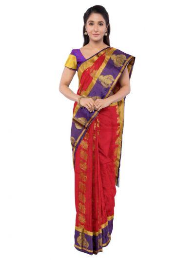 Bairavi Traditional Gift Art Silk Saree - MBC6469209