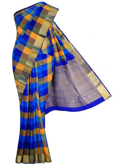 Bairavi Traditional Silk Saree - MCA7896288