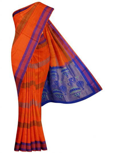 MCA7957297-Kanmanie Soft Silk Saree