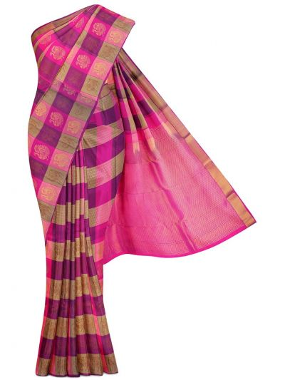 Bairavi Traditional Silk Saree - MCC9241359