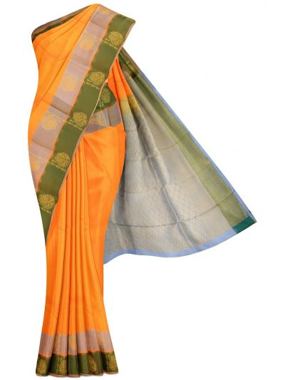 Bairavi Traditional Silk Saree - MCC9254355