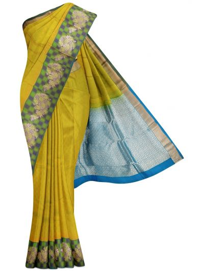 Bairavi Traditional Uppada Silk Saree - MCC9263180