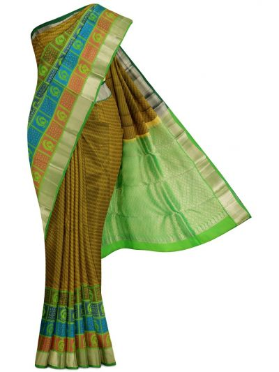 Bairavi Traditional Silk Saree - MCC9271251