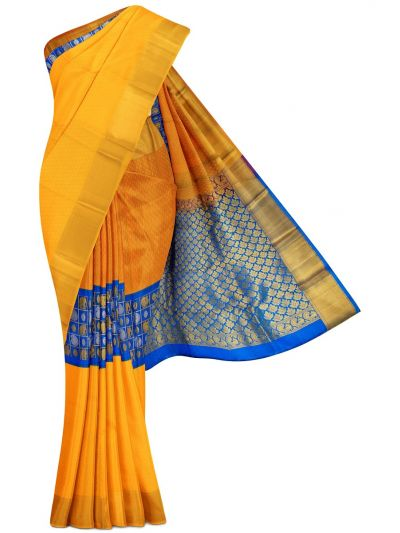 Bairavi Traditional Silk Saree - MCC9423704