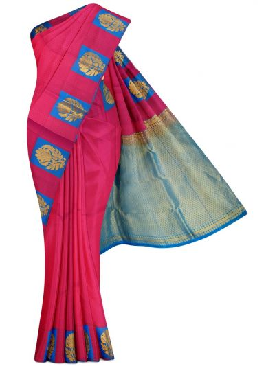 Bairavi Traditional Silk Saree - MCC9423764