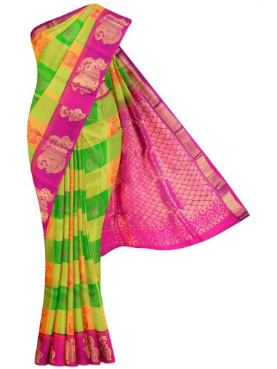 Bairavi Traditional Silk Saree - MCC9805785