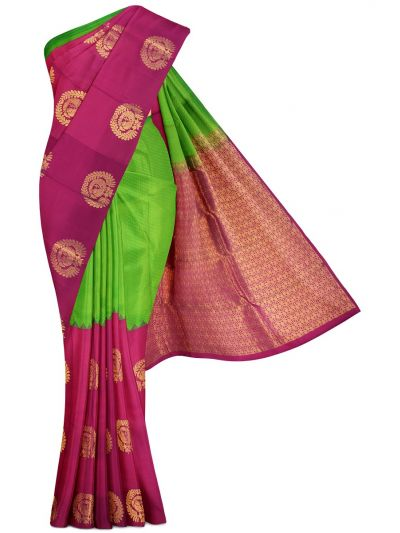 Bairavi Traditional Silk Saree - MCC9813155