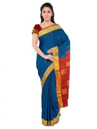 Chamelli Arani Silk Cotton Saree - MDA0827090