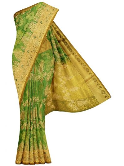 Bairavi Gift Art Silk Stone Work Saree - MDA1074096