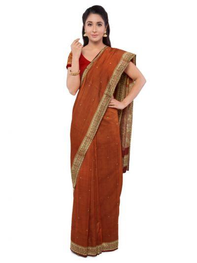 MDB1595153 - Arani Silk Cotton Saree