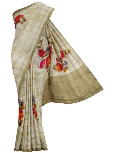 MDD2666815 - Fancy Tussar Silk Saree