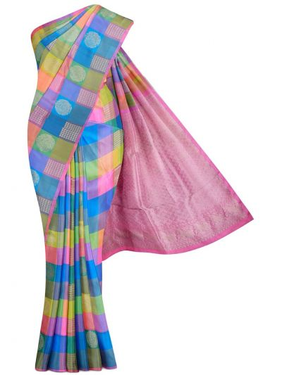 MDD3014217 - Organza Soft Silk Saree