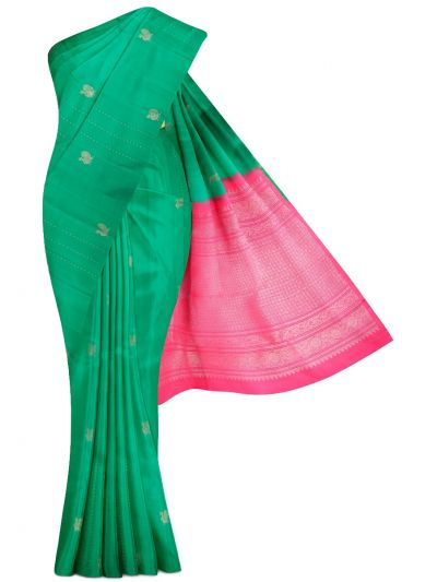 Vivaha Wedding Silk Saree - MDE3384608