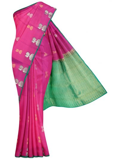 Bairavi Traditional Uppada Silk Saree - MDE4057205