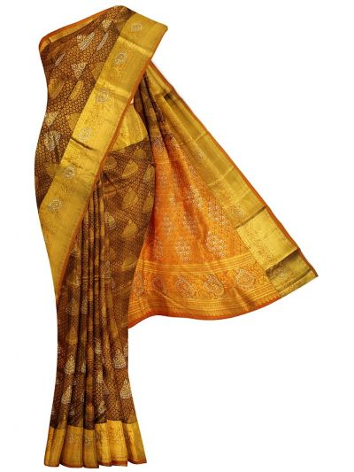 MEB6650888 - Vivaha Stone work Wedding Silk Saree